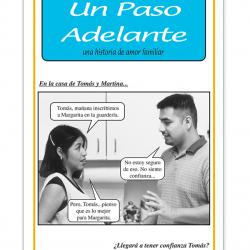 """""""Un paso adelante"""" Fotonovela (A Step Forward)"""