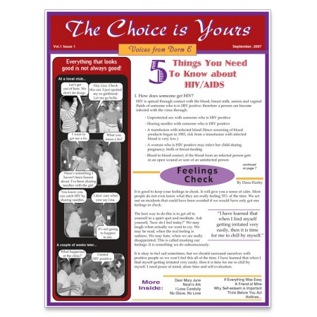 The Choice is Yours Magazine