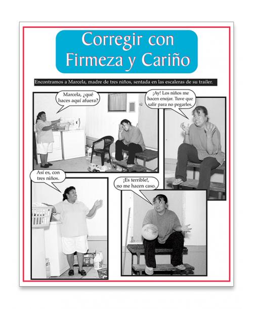 Corregir Con Firmeza y Cariño Fotonovela (Positive Discipline with Love) - Spanish