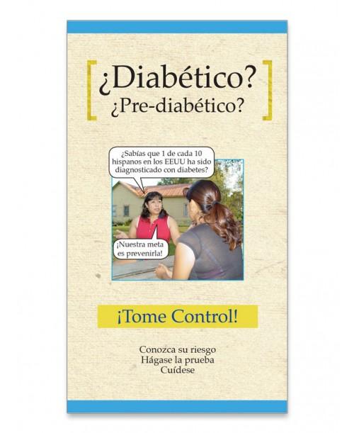 ¿Diabético?