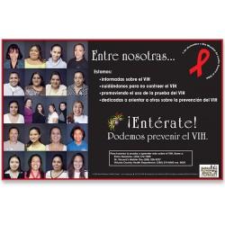 ¡Podemos prevenir VIH! - We can prevent HIV!