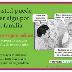 """""""La Familia Unida"""" Poster"""