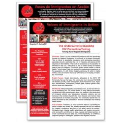 Focus on the Community / Enfoque comunitario Fact Sheet