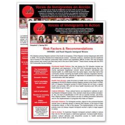 Focus on the Women / <i>Enfoque de género (la mujer) Fact Sheet
