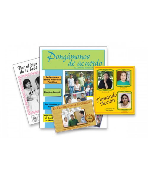 Immigrant Women's Health Sampler