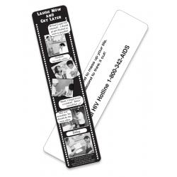 Laugh Now, Cry Later Fotonovela Bookmark