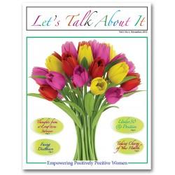 Let's Talk About It Magazine