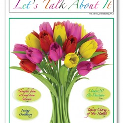 Let's Talk About It Magazine