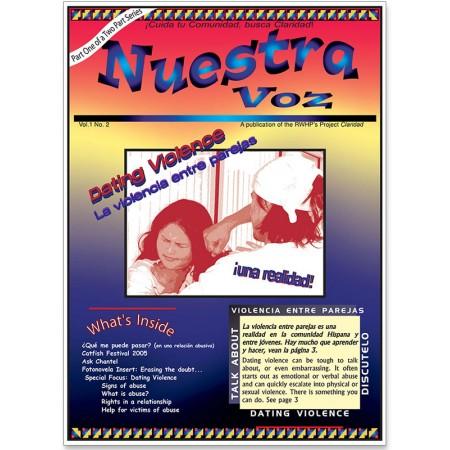 Nuestra Voz Volume 1, Issue 2