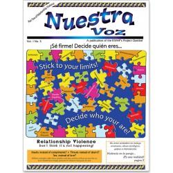Nuestra Voz Volume 1, Issue 3