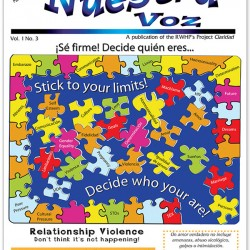 Nuestra Voz Volume 1, Issue 3