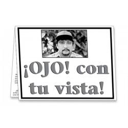 ¡OJO! con tu vista  (Take Care with Your Eyes) - Flipchart