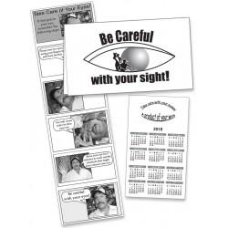 ¡OJO! con tu vista - English pocket brochure for men and women download