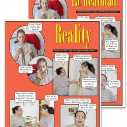 """Reality/""""La Realidad"""" Fotonovela"""