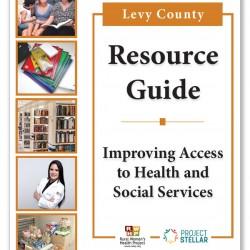 Resource Guide/La Guía de Recursos - Levy County
