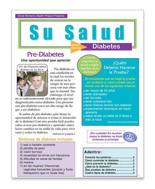 Su Salud - Diabetes