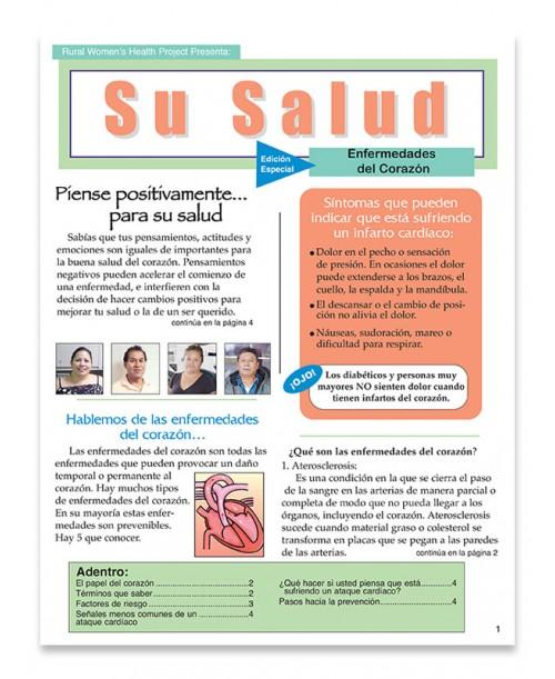 Su Salud: Enfermedades del Corazón/Heart Disease