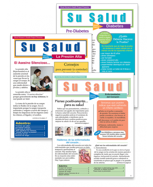 Su Salud - Chronic Illness Package