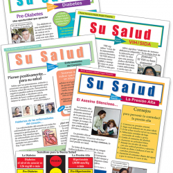 Chronic Health Sampler: Su Salud Magazine Series (with complimentary Pocket Card)