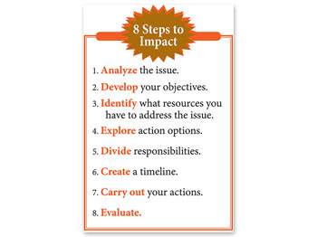 8 Steps to Making an Impact
